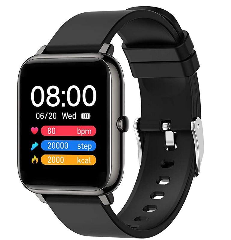 Zagzog Smartwatch mit 1,4 Zoll Touchscreen für 19,49€ (statt 39€)