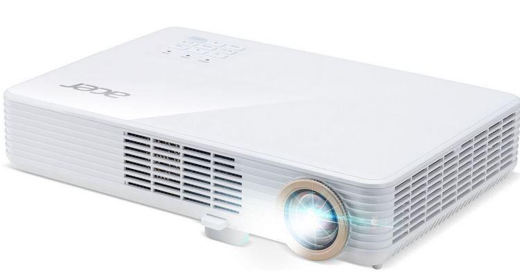 Acer PD1520i FullHD Beamer für 699,98€ (statt 779€)
