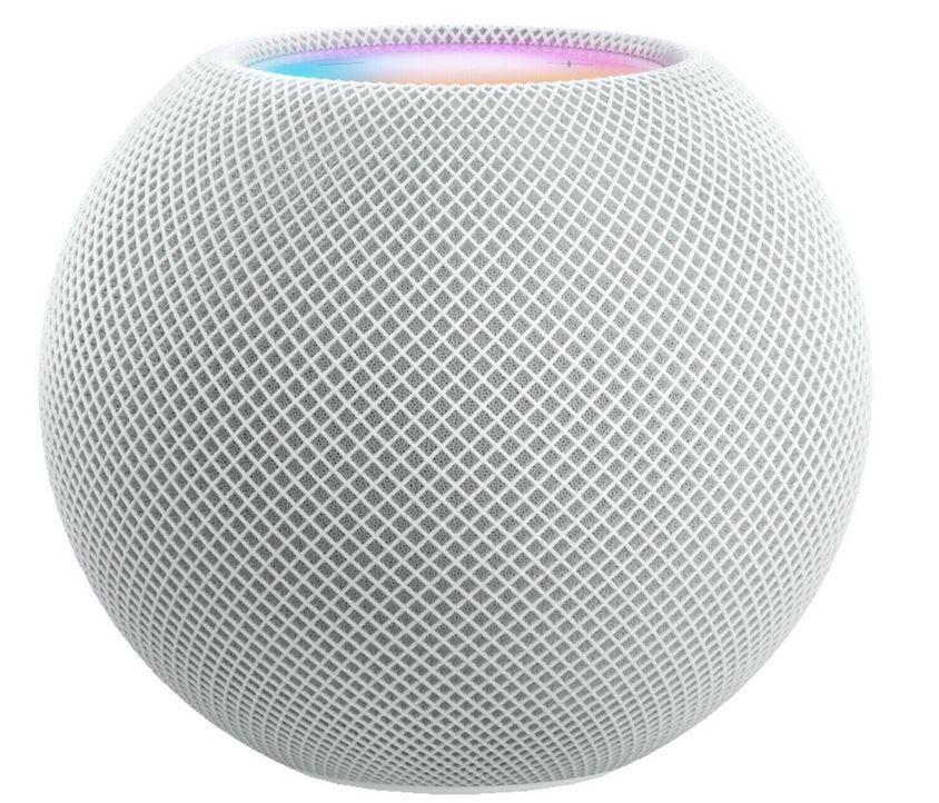 APPLE Homepod mini weißer Smart Speaker für 86,85€ (statt 101€)