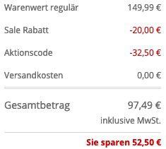McNeal Kurzmantel Toronto mit Woll Anteil in 3 Farben für 97,49€ (statt 150€)