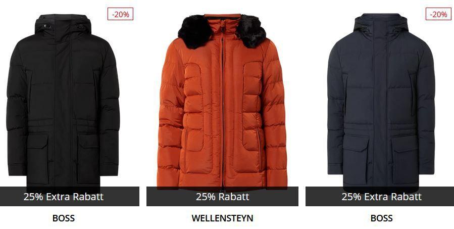 Peek & Cloppenburg* Sale bis 70% Rabatt + 25% Extra Rabatt   z.B. auf Lacoste oder Hilfiger