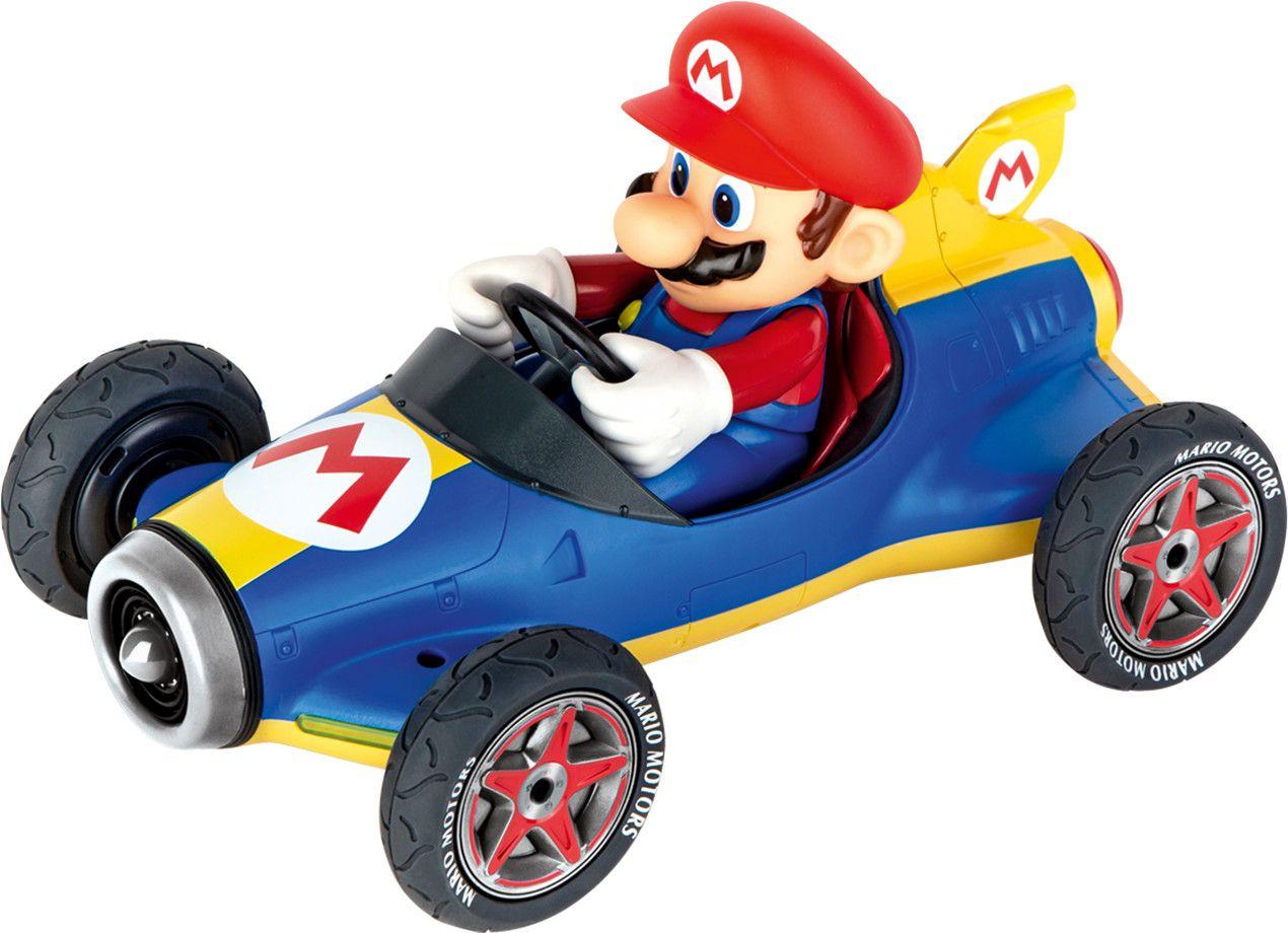 Carrera RC Mario Kart Mach 8 für 21,64€ (statt 43€)