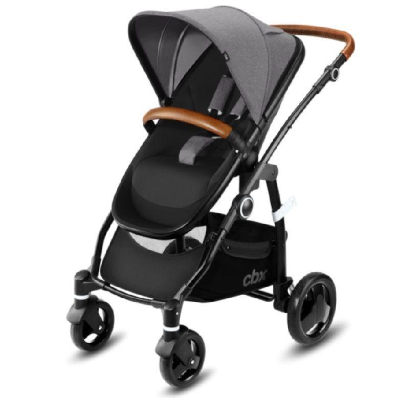 cbx Leotie Lux Kinderwagen im Grau für 264,99€ (statt 300€)