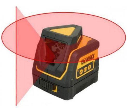 DeWalt DW0811 Selbstnivellierender 360° Linienlaser für 195,90€ (statt 228€)