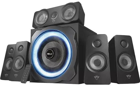 TRUST GXT 658 Tytan Surround Lautsprechersetsystem für 77,77€ (statt 111€)