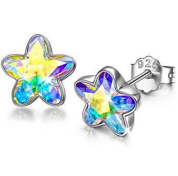 Dissona Ohrringe Gänseblümchen aus 925 Sterling Silber in 4 Designs für je 7,99€ (statt 20€)