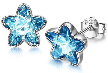 Dissona Ohrringe Gänseblümchen aus 925 Sterling Silber für 9,99€ (statt 25€)