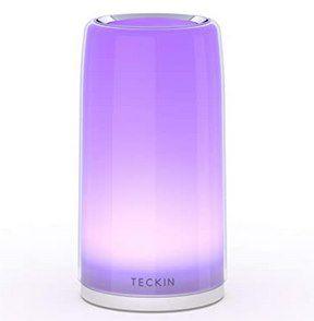 TECKIN DL31 RGBW Nachttischlampe mit 3 Helligkeitsstufen für 13,99€ (statt 22€)   Prime