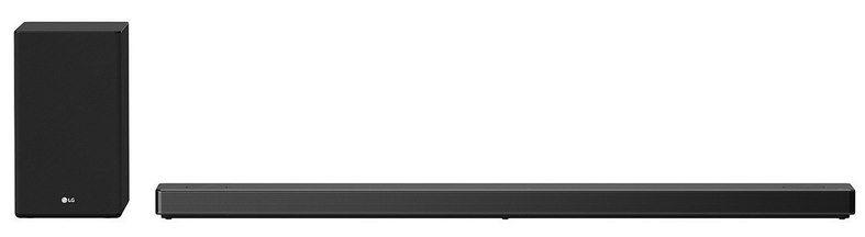 LG SN10YG 5.1.2 Soundbar mit High Resolution Audio & Google Assistant für 547,95€ (statt 699€)