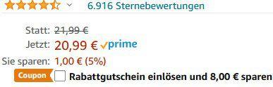 Homitt Grillabdeckung (183 x 119 x 66cm) für 12,99€ (statt 21€)   Prime