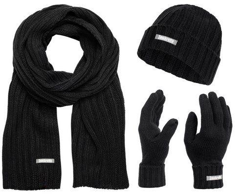Lambretta Winterset WA6697 (Schal, Mütze & Handschuhe) für 15,94€ (stat 22€)