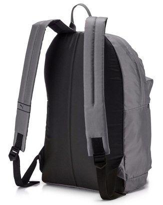 Puma Classic Rucksack mit gepolstertem Rückenteil in Grau für 13,95€ (statt 28€)