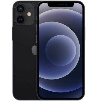 Apple iPhone 12 Mini 64GB in Schwarz als Neuware für 669€ (statt 714€)