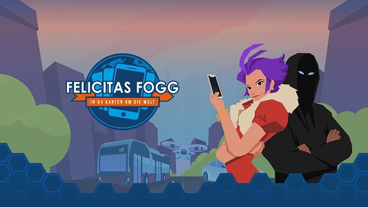 Gratis Videospiel: Felicitas Fogg – In 80 Karten um die Welt