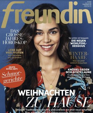 24 Ausgaben der Zeitschrift Freundin direkt für 2,95€ (statt 86€)