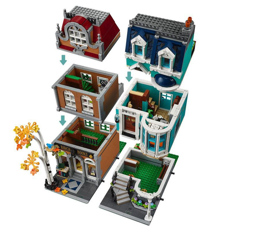LEGO Creator   Buchhandlung (10270) für 139€ (statt 155€)