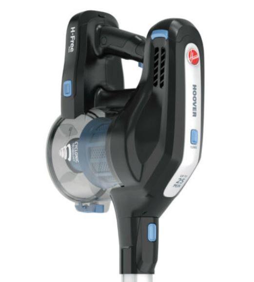 Hoover H FREE PETS HF18DPT Akkuhandstaubsauger mit bis zu 25 min Laufzeit für 88,88€ (statt 117€)