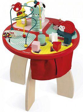 Janod Baby Forest   Activity Tisch für 44,99€ (statt 59€)