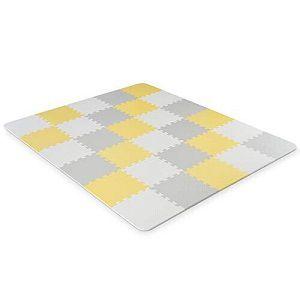Kinderkraft Spielmatte Luno in gelb für 40€ (statt 45€)