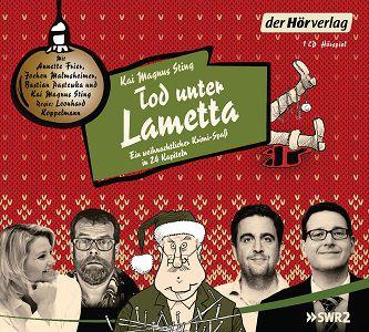 Kostenlose Hörgeschichte: Tod unter Lametta als MP3 herunterladen