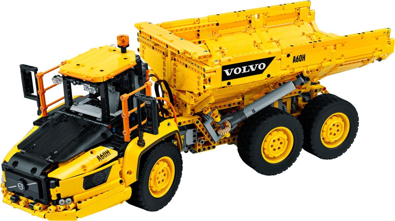 Lego Technic Knickgelenkter Volvo Dumper (42114) für 134,99€ (statt 180€)