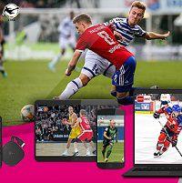 Gratis: MagentaSport 1 Monat für Nichtkunden/12 Monate für Telekom-Kunden