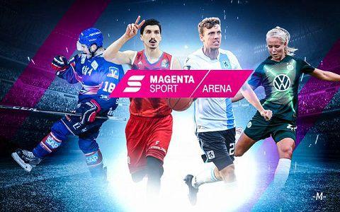 Gratis: MagentaSport 1 Monat für Nichtkunden/12 Monate für Telekom Kunden