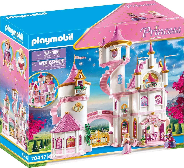 Playmobil Großes Prinzessinnenschloss (70447) für 86,25€ (statt 125€)
