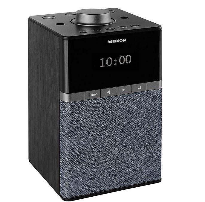 MEDION P66130 WLAN Internet DAB+ Radio mit Alexa, Multiroom für 28,99€ (statt 40€)