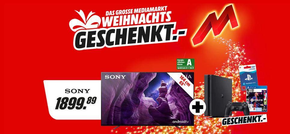Media Markt Weihnachts Geschenkt Aktion: z.B. XIAOMI MI SCOOTER PRO 2 + XIAOMI Mi Band 5 für 488,12€ (statt 555€)