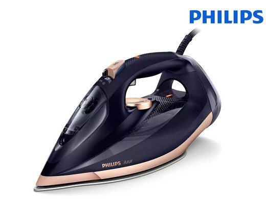 Philips Azur GC4909/60 Dampfbügeleisen mit 3000 W für 69,90€ (statt 81€)