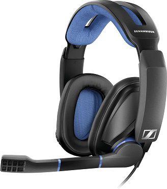 EPOS SENNHEISER GSP 300 Over ear Gaming Headset für 67€ (statt 99€)