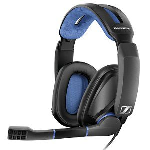 EPOS SENNHEISER GSP 300 Over-ear Gaming-Headset für 69€ (statt 77€)