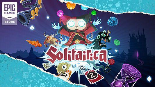 Epic Games: Solitairica gratis   nur heute