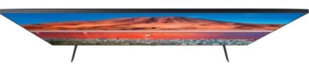 SAMSUNG GU55TU7199   55 Zoll UHD TV für 489€ (statt 538€)