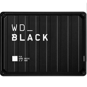 Western Digital Black P10 Game Drive mit 5TB für 99,99€ (statt 131€)