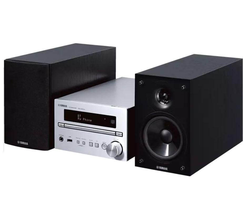 YAMAHA MCR-B270B Kompaktanlage mit BT und DAB+ für 229€ (statt 266€)
