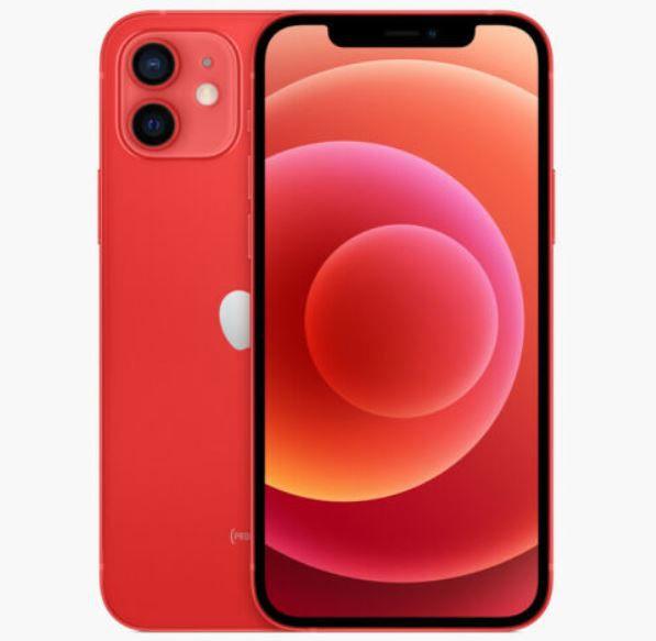 Apple iPhone 12 in Rot mit 64GB für 739€ (statt 790€)