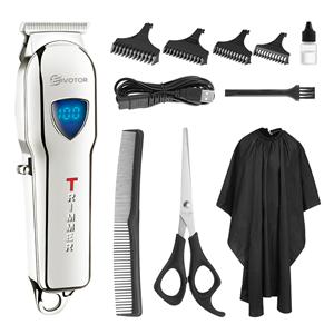 EIVOTOR Haarschneidemaschine (1 4mm) inkl. Zubehör für 13,89€ (statt 28€)