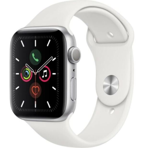 Apple Watch Series 5 (44mm) 32GB GPS für 349,90€ (statt 370€)