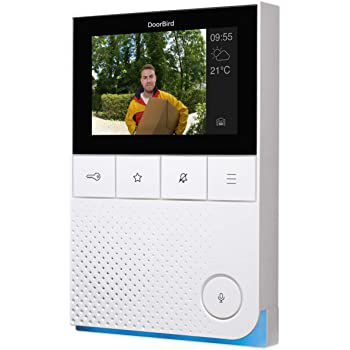 DoorBird A1101 Video-Türsprechanlage Inneneinheit mit WLAN für 413,10€ (statt 459€)