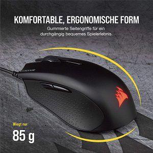 Corsair Harpoon PRO RGB Maus mit 6 programmierbaren Tasten ab 23,20€(statt 27€)