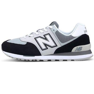 New Balance 574 Herren Retro-Sneakers mit 15% Rabatt – z.B. in Mittelgrau für 59,47€ (statt 65€)