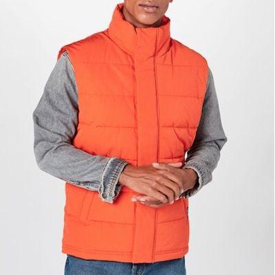 Superdry Weste Everest in Orange für 46,32€ (statt 77€)