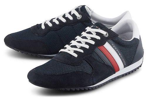 Tommy Hilfiger Sneaker Essential Mesh Runner 43 für 51,97€ (statt 70€)   41 bis 45