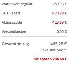 Replay Lederjacke mit Zip Details in Schwarz für 259,91€ (statt 330€)