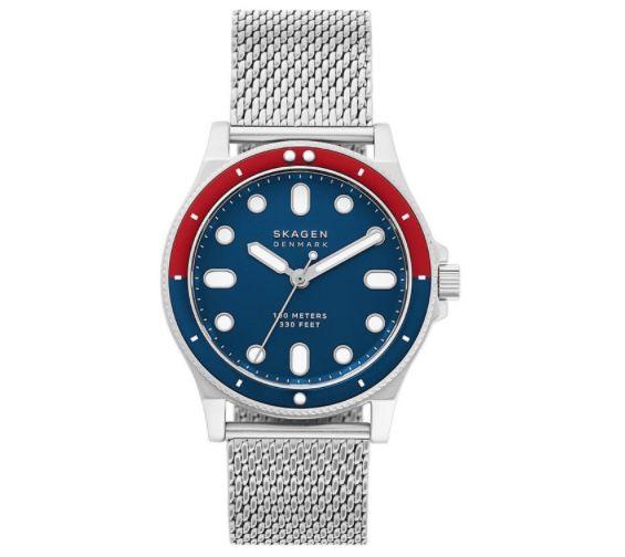Skagen SKW6668 Herrenuhr mit Edelstahl Armband für 54,99€(statt 111€)