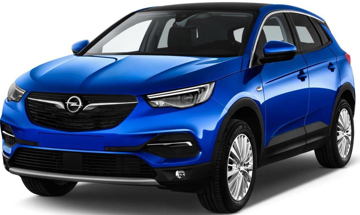 Gewerbe: Opel Grandland X Hybrid PHEV Edition mit 224 PS für 51,43€ mtl. netto   LF: 0.14