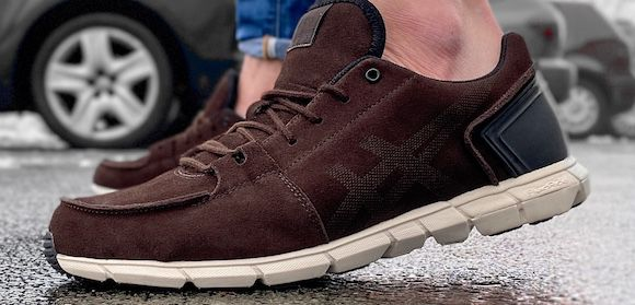 Asics GEL Pyrolite Herren Wander Schuhe bis Größe 48 für 43,94€ (statt 56€)