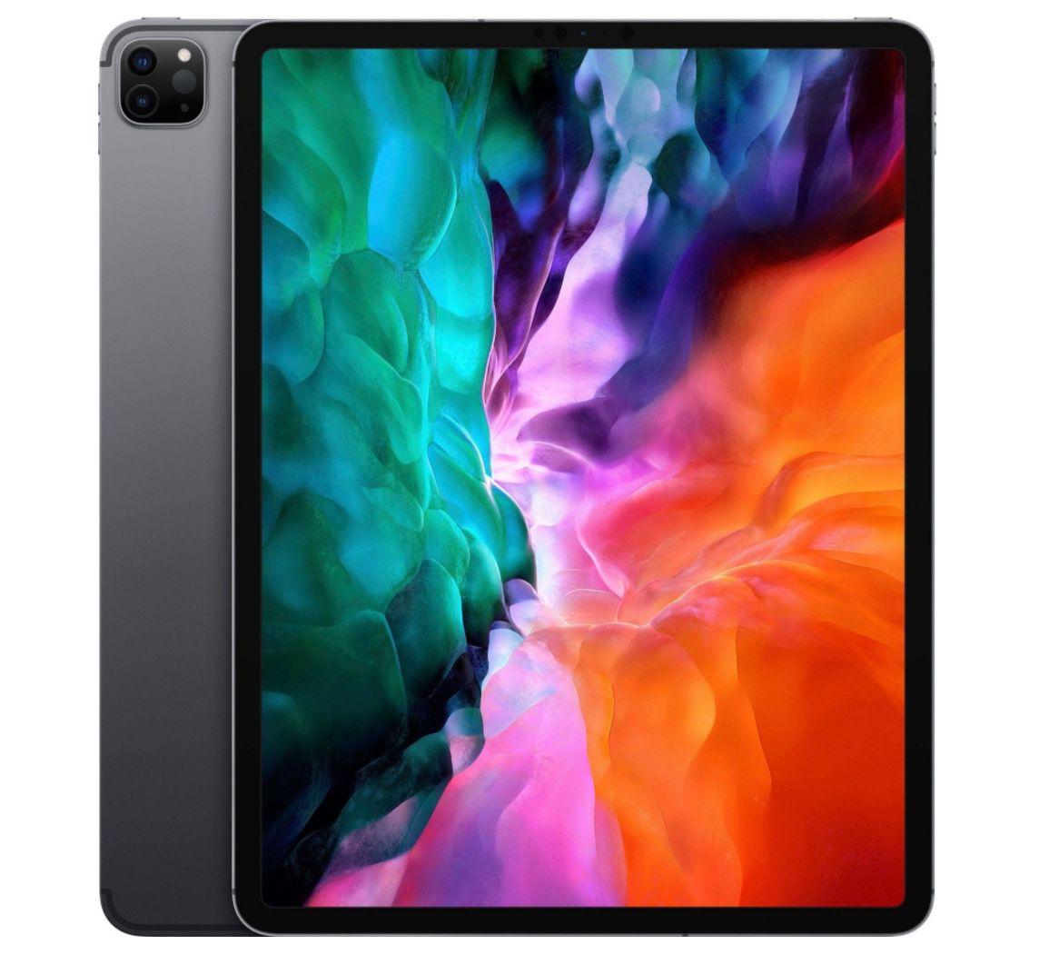 Apple iPad Pro 12.9 (2020) mit 256GB WiFi in Space Grau für 1.015€(statt 1.118€)